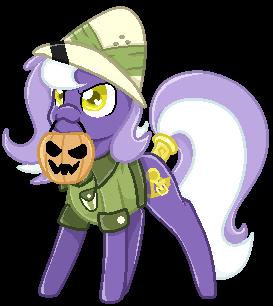 Halloween YCH for InkyNotebook