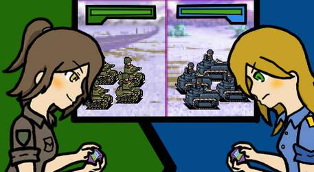Advance Foxhole War