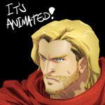 Avengers - Thor - animated GIF slide