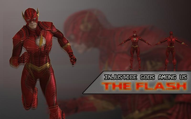 Injustice Gods Among Us: Flash by XNASyndicate on DeviantArt