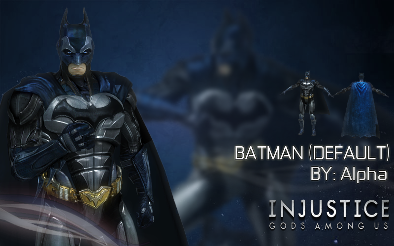 Injustice: Batman (DEFAULT UPDATED) by XNASyndicate