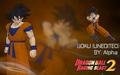Dragonball Raging Blast 2: Goku (UNEDITED) by XNASyndicate