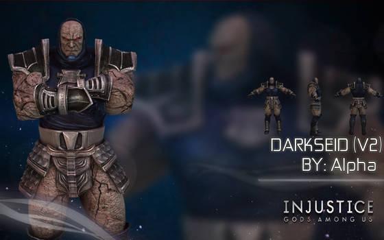 Injustice Gods Among Us: Darkseid V2