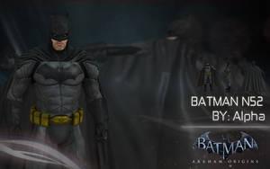 Batman Arkham: Origins - N52 Console