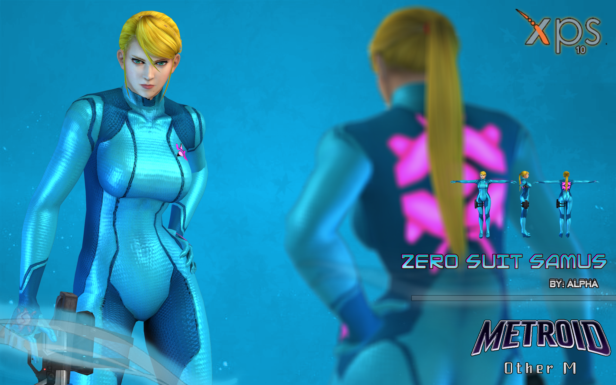 team ninja ruined samus design in this game metroid other m