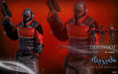 Batman Arkham Origins - Deadshot by XNASyndicate
