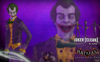 Batman Arkham Knight - Joker by XNASyndicate