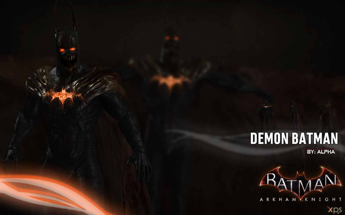 Batman Arkham Knight - Batman (Demon) by XNASyndicate on ...