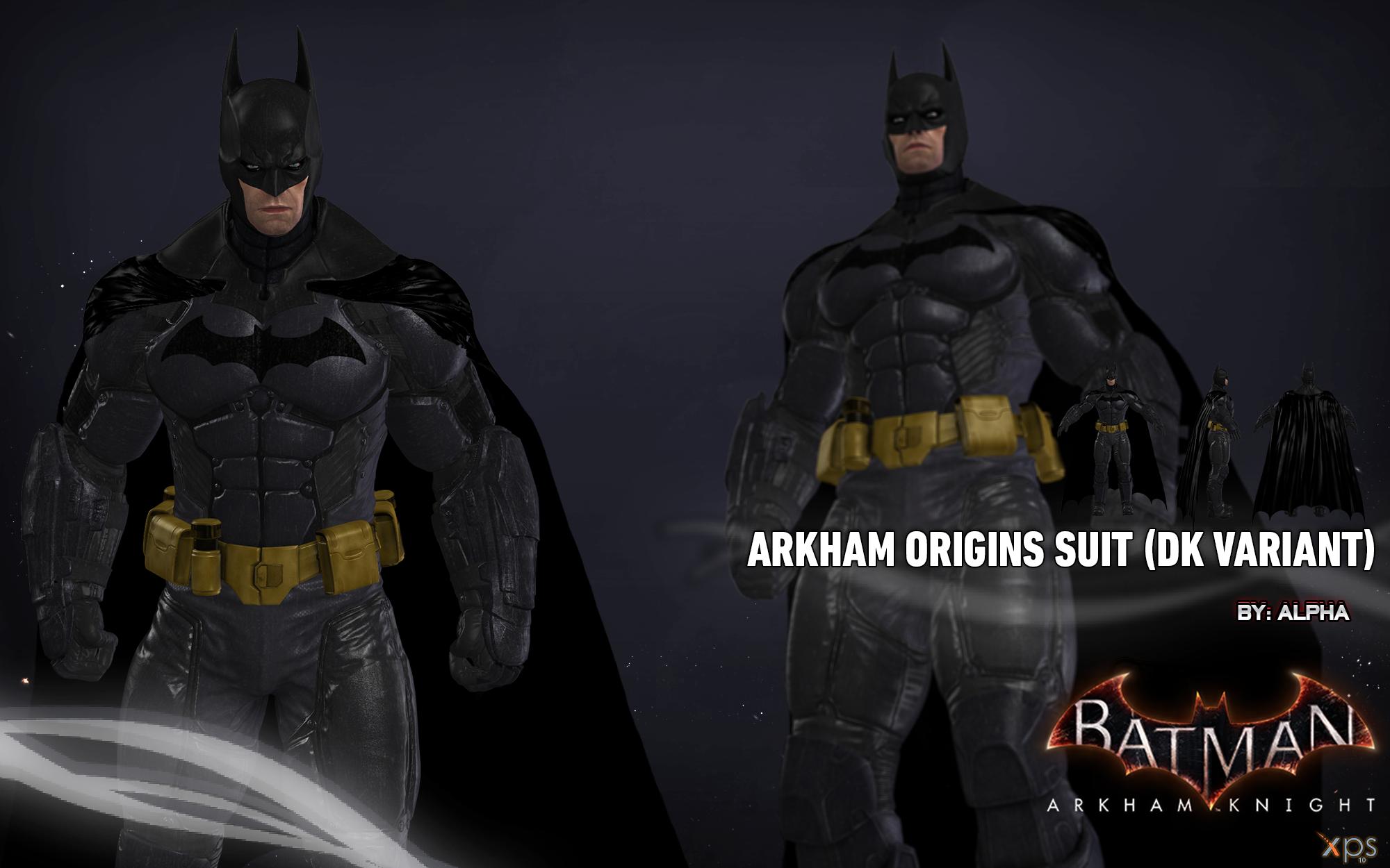 Batman arkham knight batman dk variant by xnasyndicate on deviantart batman arkham knight batman dk variant by xnasyndicate voltagebd Choice Image