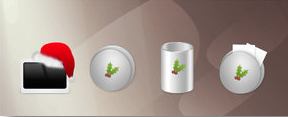 Christmas Icons by MacThemes
