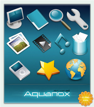 Aquanox by MacThemes