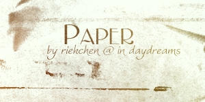 Paper Brushes by Riekchen
