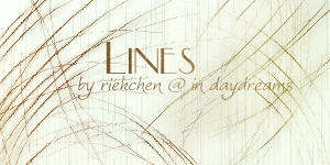 Lines Brushes by Riekchen