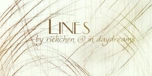 Lines Brushes by Riekchen