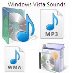 Windows Vista Sounds by Joshu4