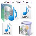 Windows Vista Sounds by Joshu4