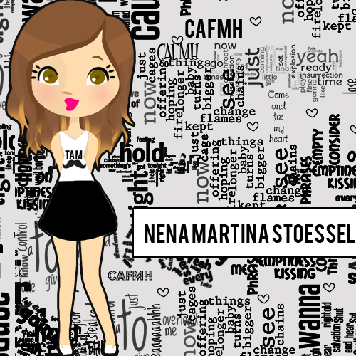 Nena Martina Stoessel by ComeAndFixMyHeart