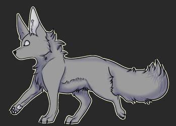 Fox Base by LonewolfKumniver