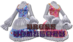 .:MMD:. [MVS] Action Figure Lolita Dress {DL}
