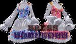 .:MMD:. [MVS] Action Figure Lolita Dress {DL} by Len11999