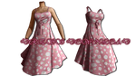 .:MMD:. [MVS] Pink Dress {DL}