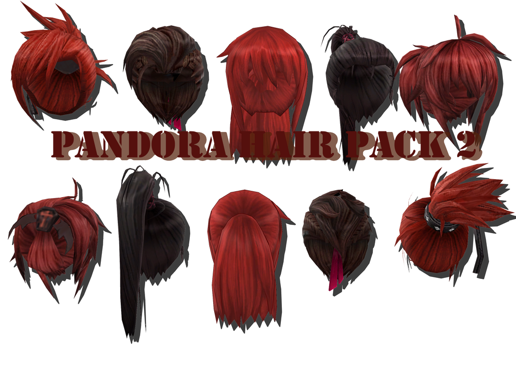 Mmd Siluth Ts3 Hair Dl By Iinoone On Deviantart Mmd