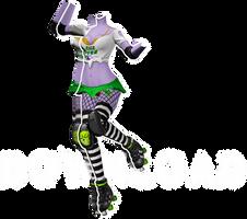 {MMD} [MVS] Skater Girl Clothes (200+ watchers) by Len11999