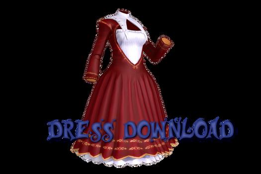 [MMD] {TW} Elegant Dress