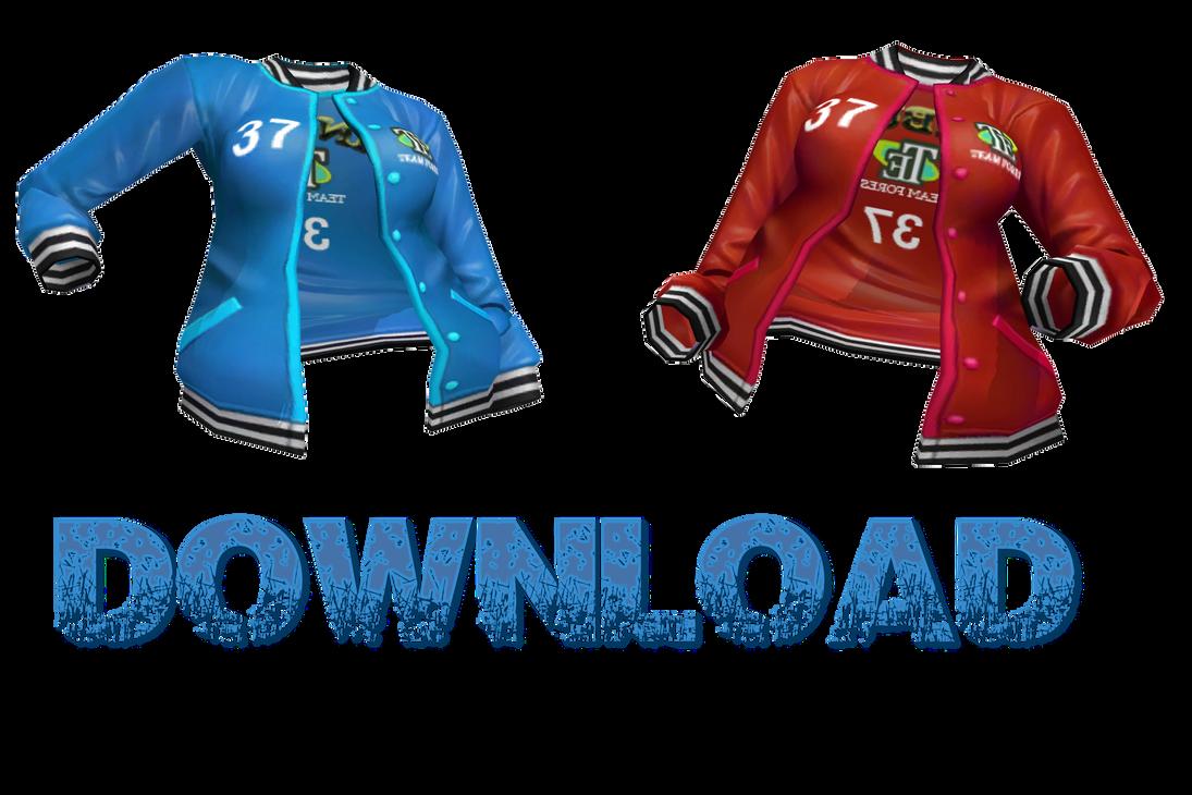 [MMD] {MVS} Sports Jacket by Len11999