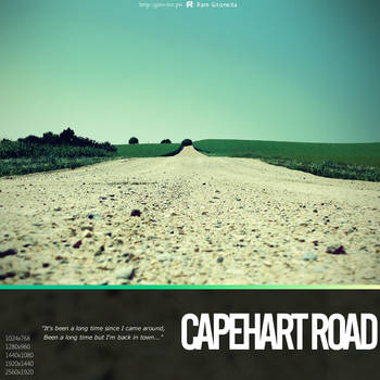 Capehart Road by Giro54