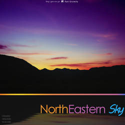 NorthEast Sky by Giro54