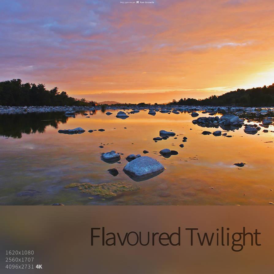 Flavoured Twilight