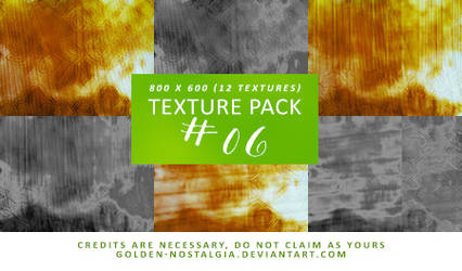 Texture Pack #06 [200 Watchers Pack] by golden-nostalgia