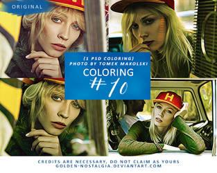 PSD Coloring #10 by golden-nostalgia
