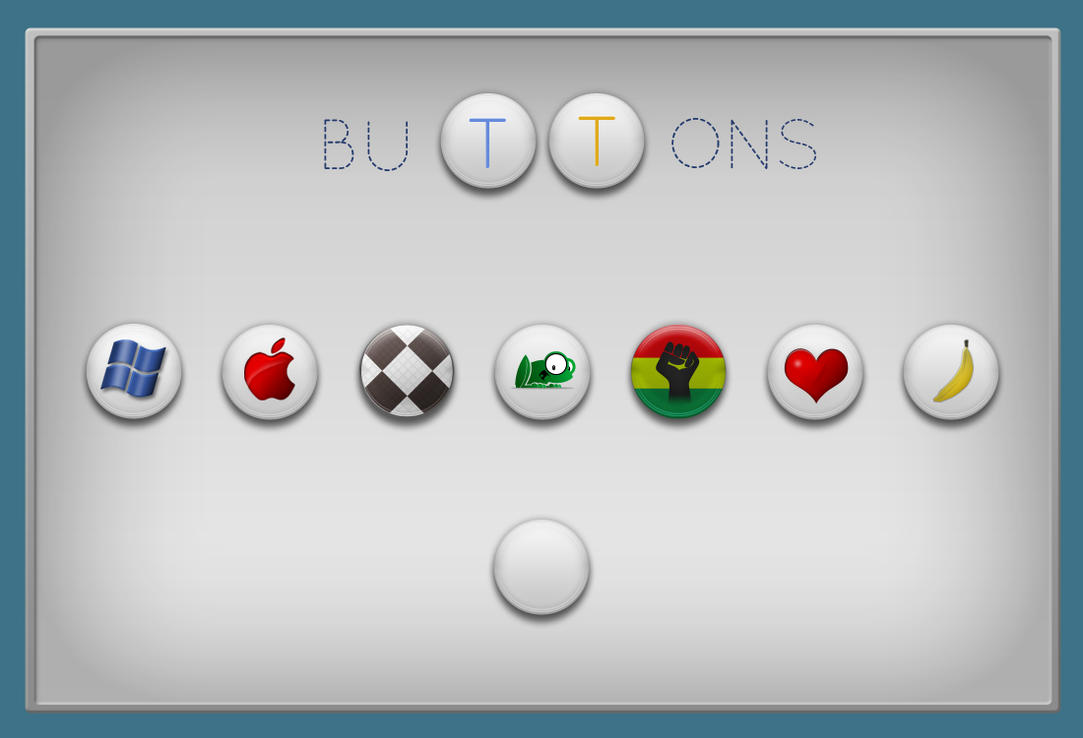 buttons badges by LeMex