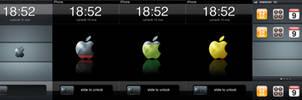 mac-ish iphone theme