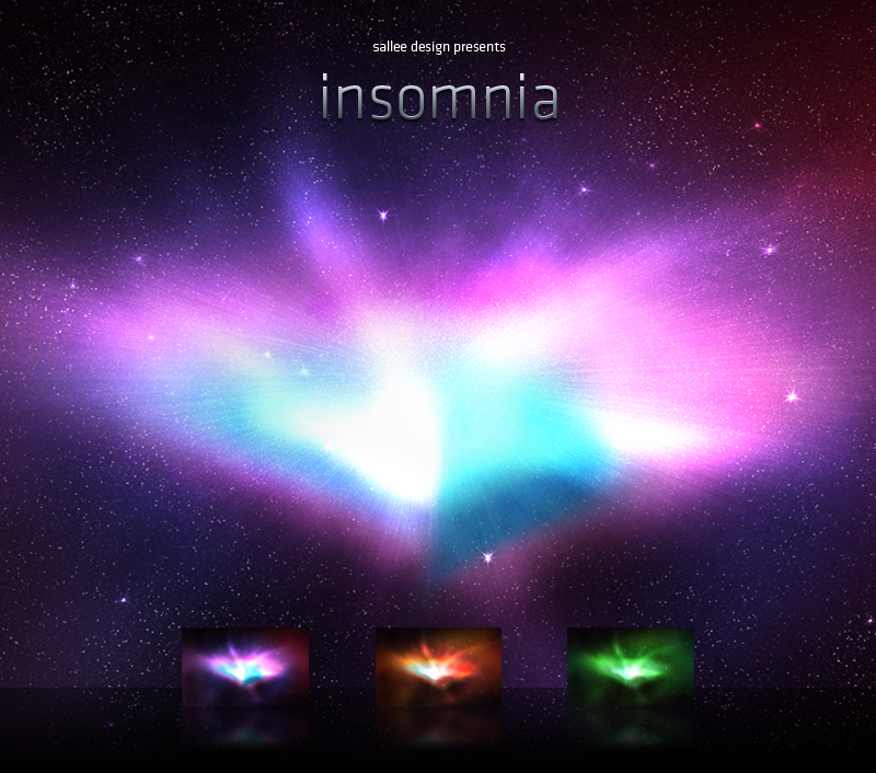 insomnia wallpaper pack