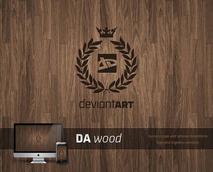deviantart wood