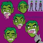 BB got the teeth by AyosDesignz