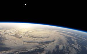Planetary Hurricane - Stock