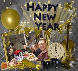 20181231 Happy New Year