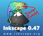 Inkscape 0.47 - ScreenContest by h3l1