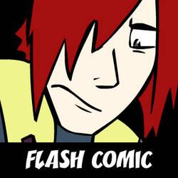 Rod's gift - Flash comic by HyperDanger
