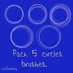 Circles brushes.