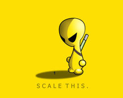 Scale This - Yellow Day by GieGie