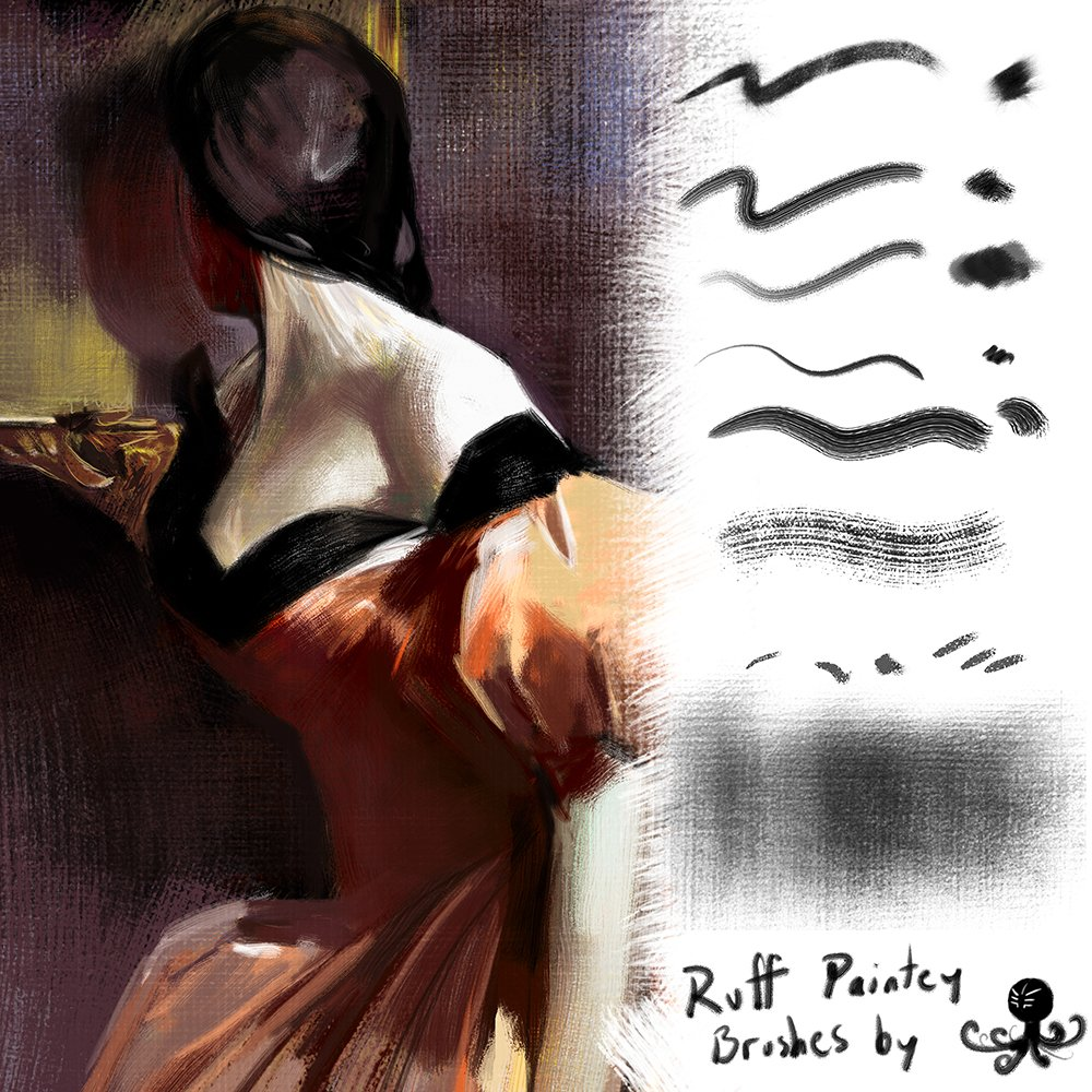 Ruff Paintey by Andes-Sudo