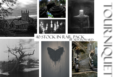 Tourniquet Stock Pack by pwoper-musefanatic