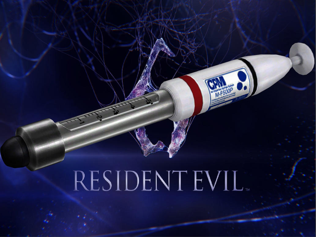 RE6 INJECTOR by Oo-FiL-oO