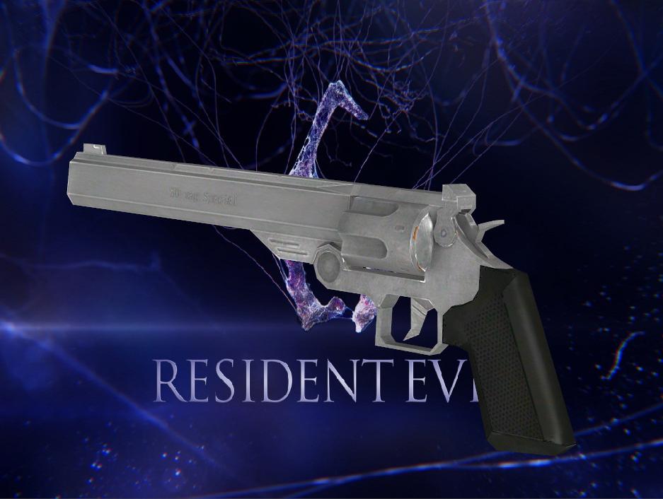 RESIDENT EVIL 6 ELEFANT KILLER by Oo-FiL-oO