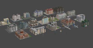 BUILDINGS AND STUFF PACK 1